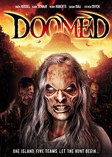 Box Art for Doomed