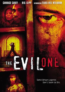 Movie Poster for The Evil One