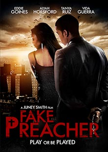 Box Art for Fake Preacher