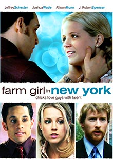 Movie Poster for Farm Girl in New York