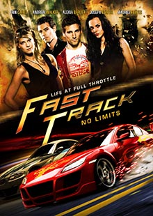 Box Art for Fast Track: No Limits