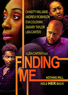 Box Art for Finding Me