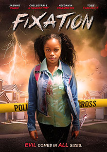 Box Art for Fixation