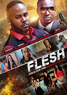 Movie Poster for Flesh