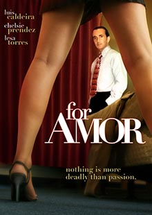 Movie Poster for For Amor