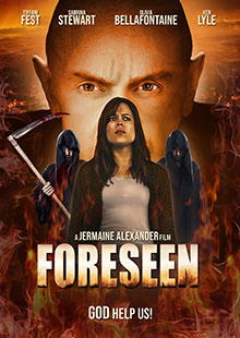 Movie Poster for Foreseen