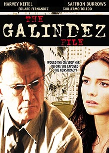 Box Art for Galindez File, The