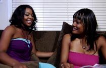 Gallery image from movie. Girl talk.