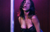 Gallery image from movie. A stripper dances.