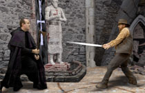 Gallery image from movie. A sword fight.