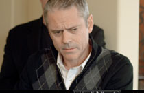 Gallery image from movie. C. Thomas Howell thinking.