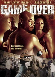 Movie Poster for Game Over