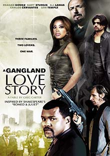 Movie Poster for A Gangland Love Story