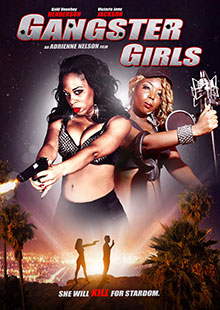 Movie Poster for Gangster Girls