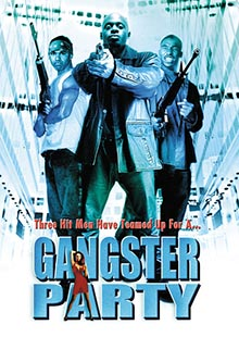 Movie Poster for Gangster Party