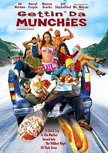 Movie Poster for Getting Da Munchies