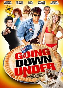 Box Art for Going Down Under