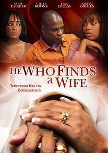 Movie Poster for He Who Finds A Wife
