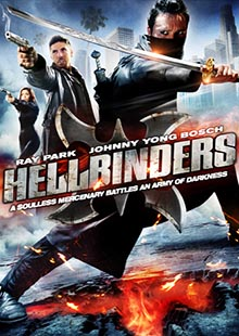Box Art for Hellbinders