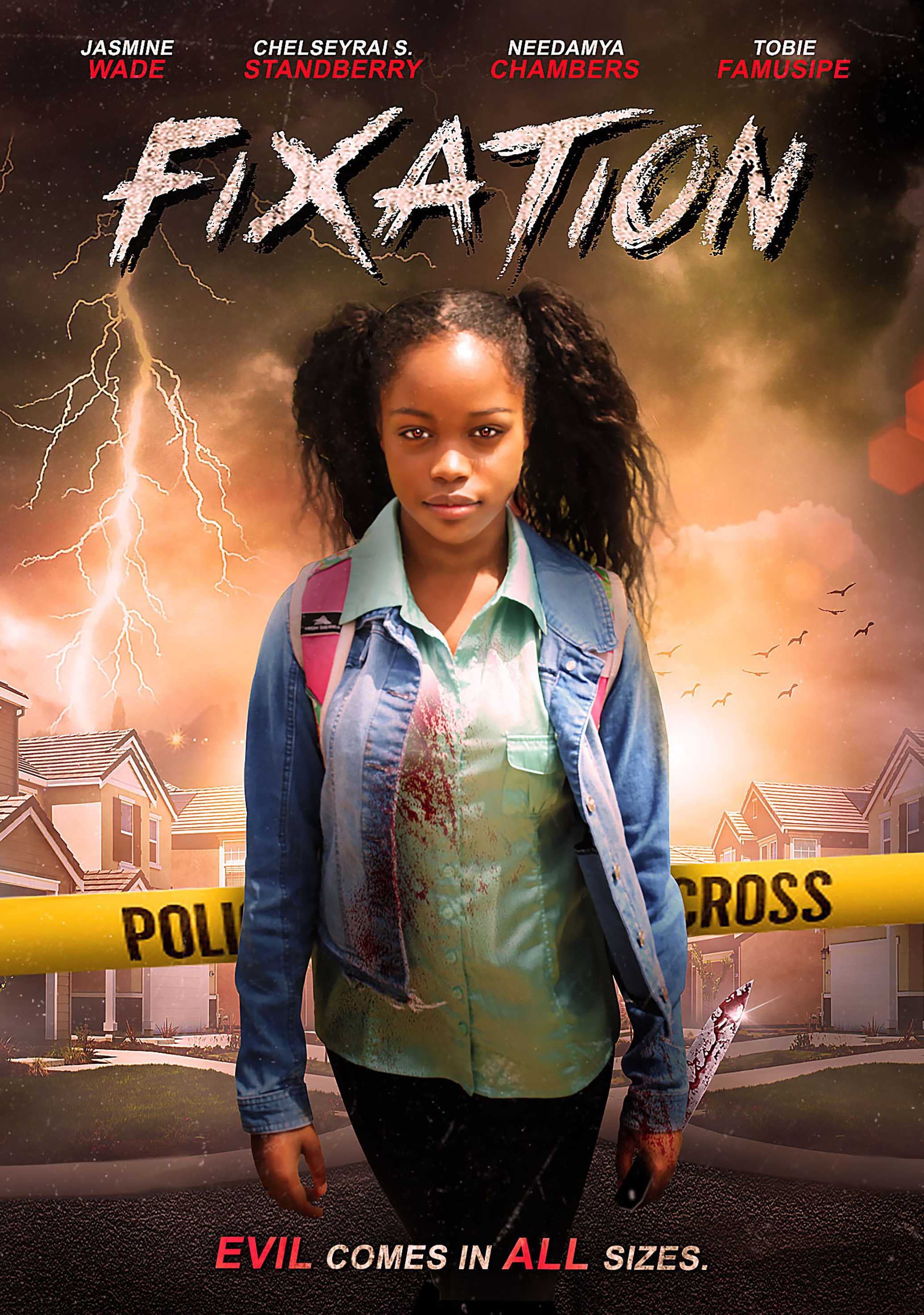 Fixation Movie | Maverick Entertainment