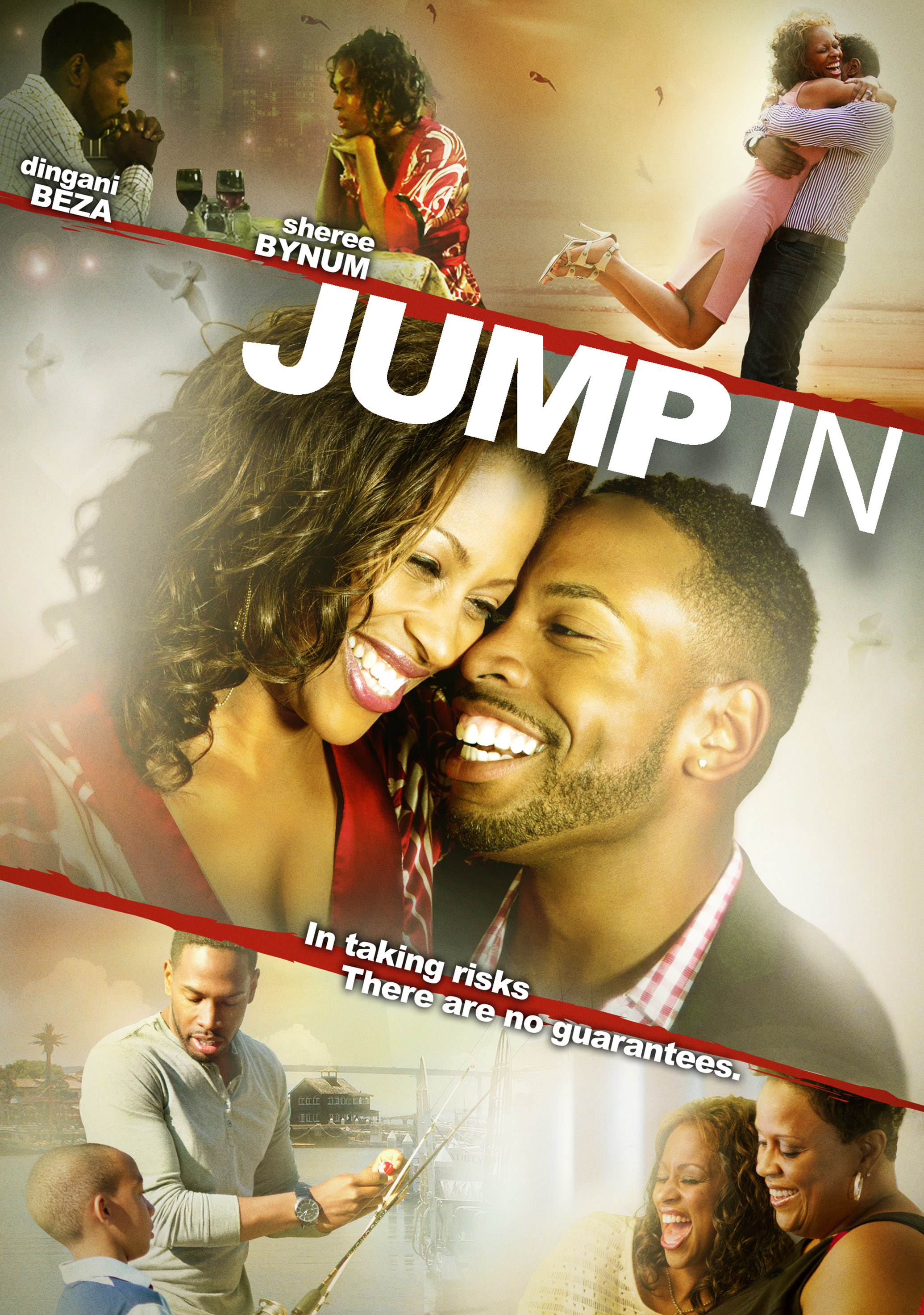 Jump In (2013) Romantic, Directed By Kimberly D Conner