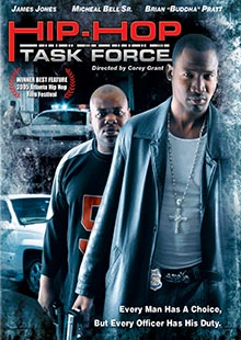 Movie Poster for Hip Hop Task Force