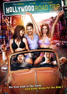 Movie Poster for Hollywood Road Trip