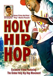 Movie Poster for Holy Hip Hop