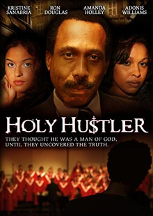 Box Art for Holy Hustler