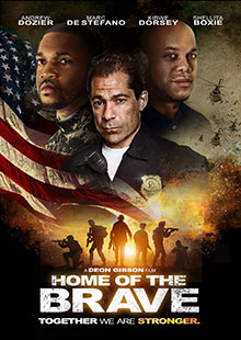 Movie Poster for Home Of The Brave