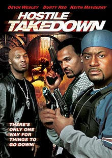 Movie Poster for Hostile Takedown