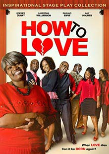 Movie Poster for How To Love