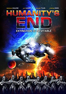 Box Art for Humanity's End
