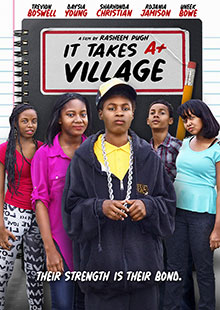 Movie Poster for It Takes A Village