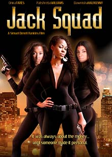 Movie Poster for Jack Squad