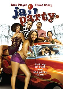Box Art for Jail Party