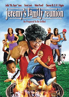 Movie Poster for Jeremy's Family Reunion