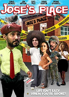 Movie Poster for Jose's Place