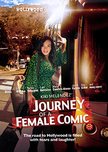 Movie Poster for Journey of a Female Comic