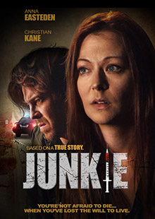 Movie Poster for Junkie