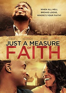 Box Art for Just a Measure of Faith