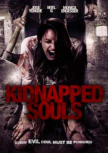Movie Poster for Kidnapped Souls