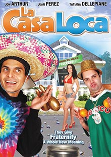 Movie Poster for La Casa Loca