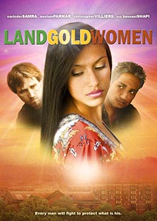 Movie Poster for Land Gold Women