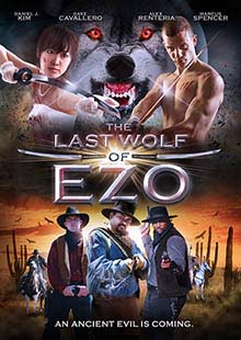 Movie Poster for Last Wolf of Ezo