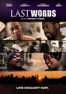 Movie Poster for Last Words