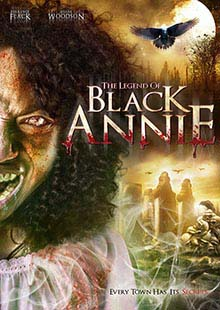 Box Art for Legend of Black Annie