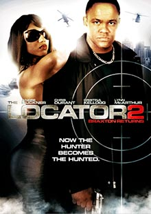 Movie Poster for The Locator 2 Braxton Returns