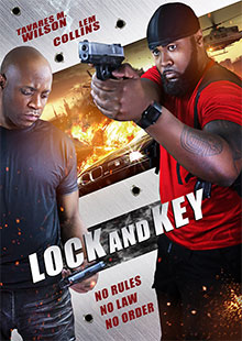 Box Art for Lock and Key