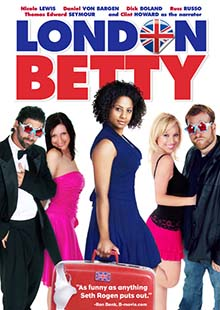 Movie Poster for London Betty